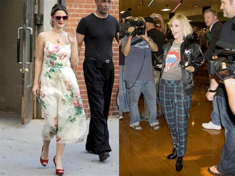 Drew Barrymore   Stylish Stars Who Love '90s Fashion