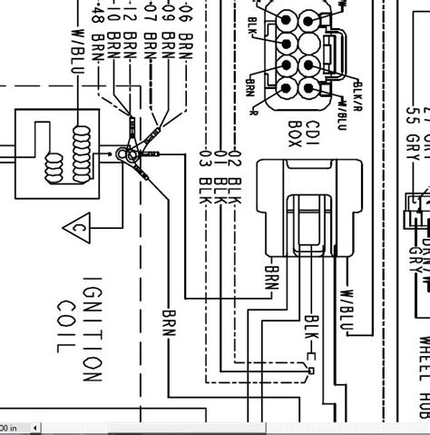 electrical wiring wiring diagram for 2004 sportsman 700