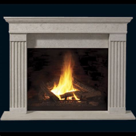 builder series fireplace mantel kit