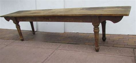 19th Century Solid Pine Farm Table At 1stdibs American 19th Century Pine Harvest Farm Table At 1stdibs