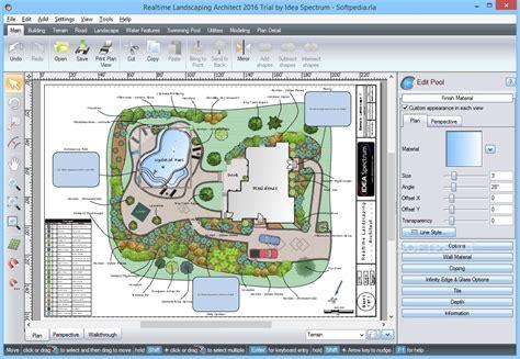 Landscape Design Software Earth Realtime Landscaping Architect