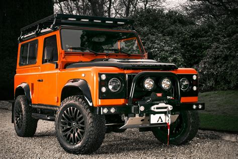 2017 Land Rover Defender 90 Spy Auto Cars