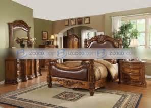 King Size Bedroom Set Solid Wood Solid Wood King Size Bedroom Set Bizgoco