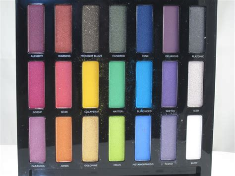 Decay 3 Palette Cp 850 the gallery for gt decay vice 3 palette