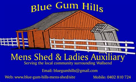 Mens Shed Locations by Contact Us