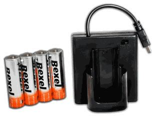 extended battery pack for forus recorders