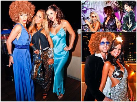 how to dress up for a disco party with pictures wikihow more costume ideas studio 54 party birthday 2014