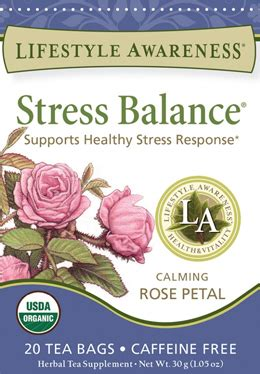Lifestyle Awareness Tea Balance Detox by Lifestyle Awareness Sip Be Well