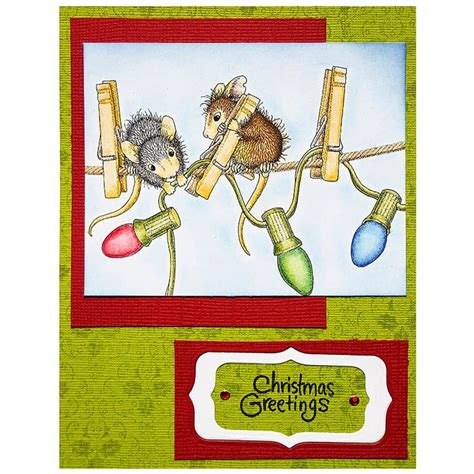 house mouse rubber sts 17 best images about stendous card sles on