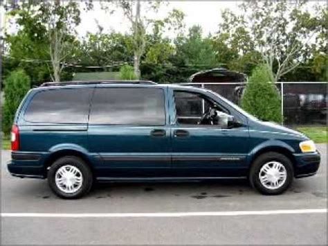 old car manuals online 1999 chevrolet venture electronic valve timing 1999 chevrolet venture problems online manuals and repair information
