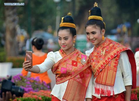 new year 2018 laos laos launched officially its visit year 2018 mekong tourism