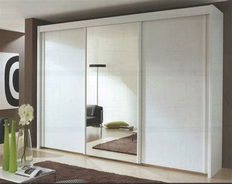 rauch imperial sliding door wardrobe 225cm wide 197cm high
