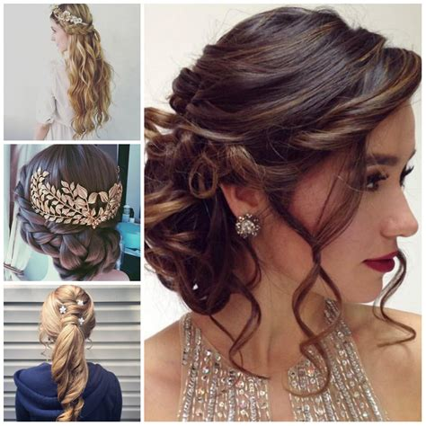 hairstyles for normal party formal updo hairstyles 2017 haircuts hairstyles and