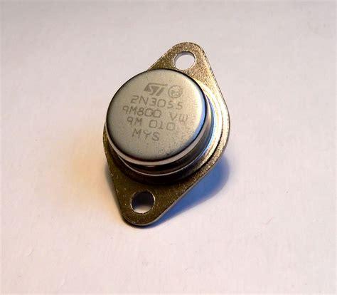 el transistor 2n3055 2n3055 npn paquete con 10 potencia de salida transistores para audio ebay
