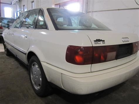 how to sell used cars 1993 audi 90 regenerative braking parting out 1993 audi 90 stock 120085 tom s foreign auto parts quality used auto parts