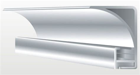 Led Lichtleiste Deckenbeleuchtung by Led F 252 R Direktes Indirektes Licht Aluprofil F 252 R