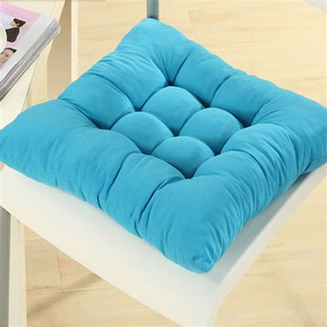 square garden seat cushions soft square cotton seat cushions home garden outdoor chair