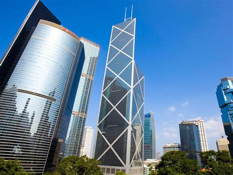hk china bank bank of china tower hong kong 4th tallest building in