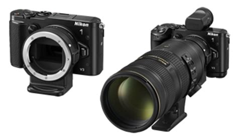 nikon | imaging products | mount adapter ft1