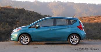 2014 Nissan Versa Note Review 2014 Nissan Versa Note With