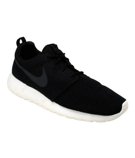 nike roshe run black white running shoes buy nike