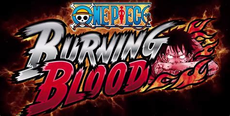 Bagas31 One Piece Burning Blood | one piece burning blood announced for consoles