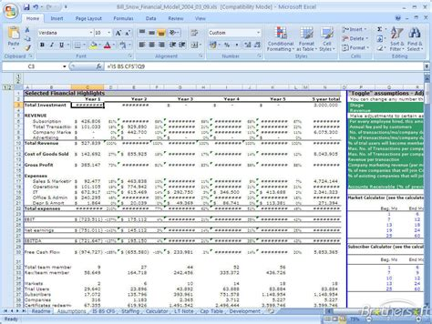 Financial Modeling investment banking models excel investment banking