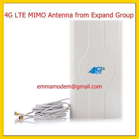 Murah Penguat Wifi 4g Lte Mimo External Antenna Modem Router external 4g lte mimo antenna for e5775 4g wifi router buy mimo antenna 4g lte antenna indoor