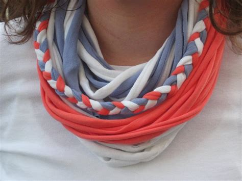 simply linked upcycled t shirt scarves review giveaway
