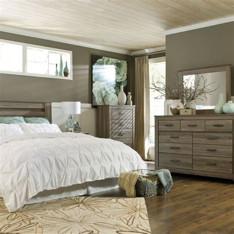 ashley zelen chest of drawers signature design by ashley zelen grey five drawer chest by