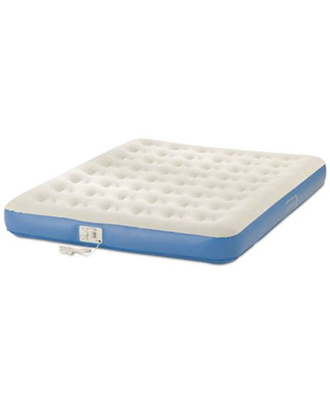 aerobed air mattress with built in personal care for the home macy s