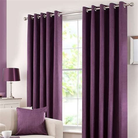 solar aubergine blackout eyelet curtains dining room blackout curtains purple curtains curtains dunelm