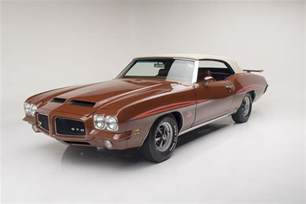 1971 Pontiac Judge 1971 Pontiac Gto Judge Convertible 188605