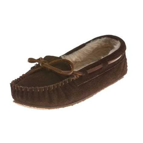 children s moccasin slippers minnetonka moccasins 4812 children s slipper