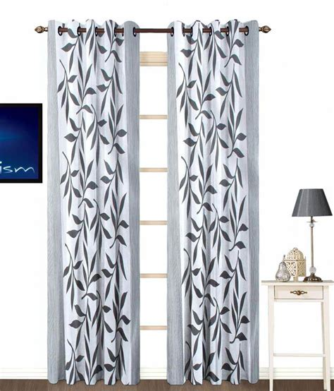 cotton window curtains poly cotton window curtain pack of 4 buy