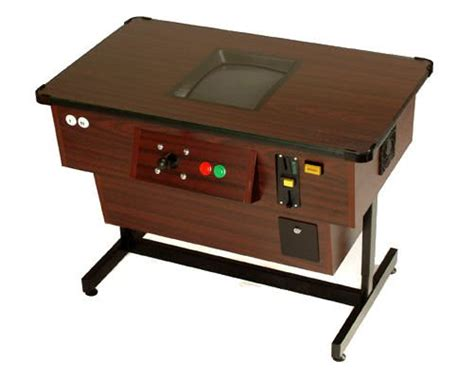voyager digital cocktail table retro multiplay arcade machine