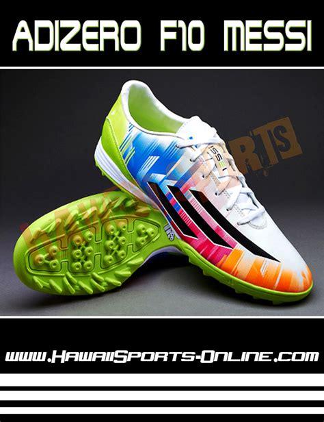 Sepatu Bola F10 Messi adidas adizero f50 futsal