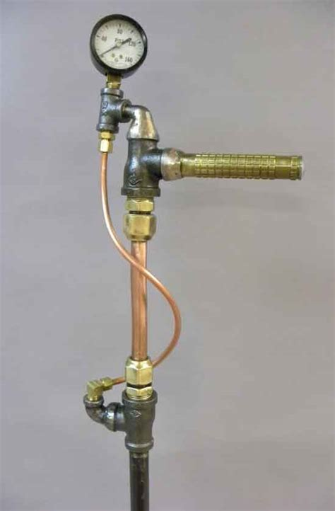 Steam Valve Faucet Steampunk Canes And Walking Sticks Steampunk Works Of Art