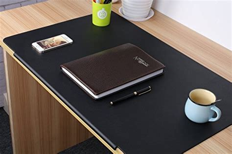 large leather desk mat top 5 best office table mat for sale 2017 product