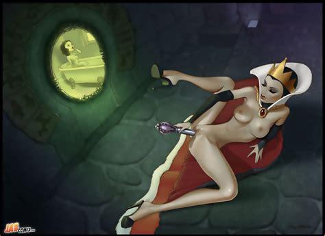 cartoon snow White porn