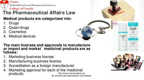 Mba In Pharmaceutical Regulatory Affairs by Crown Regulatory Affairs Post Graduate Certificate 2016