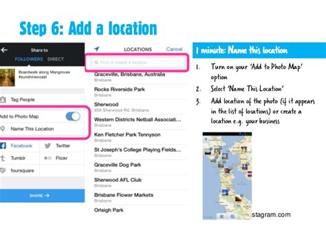 instagram locations instagram 101 how to use instagram for business