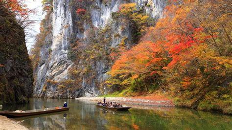 tohoku region  honshu japan escape