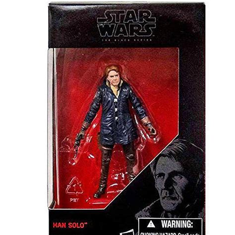 Hasbro Wars Black Series 3 75 Inch Han Leia Captain Phasma 17 best images about wars black series 3 75 quot figures on walmart the and