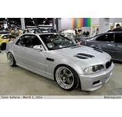 Silver E46 BMW M3  BenLevycom