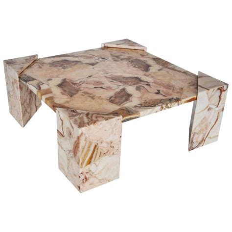 onyx coffee table for sale at 1stdibs