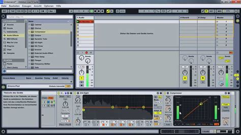 Ableton Racks by Mixing Mastering In Ableton Live 9 Audio Effekt Rack