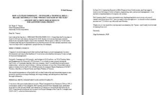 Sample Plain Text Resume cover letter sample plain text email