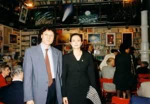libreria croce roma mirandi con martine brouchard attrice francese