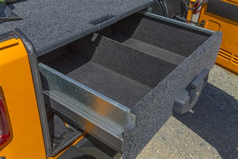 Arb Drawers by Arb 4x4 Accessories Rd745 Cargo Drawer Ebay